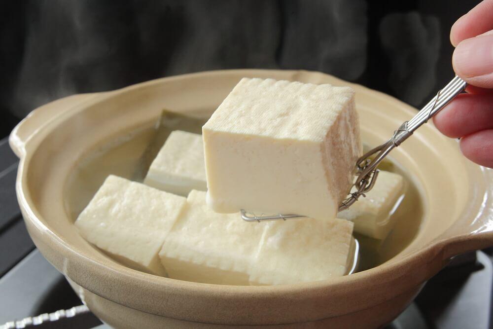 El tofu sube las defensas
