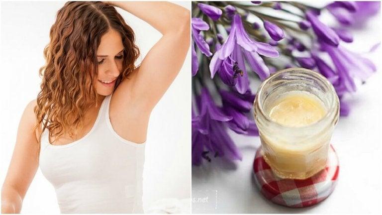 Cómo preparar un desodorante natural de bergamota y menta