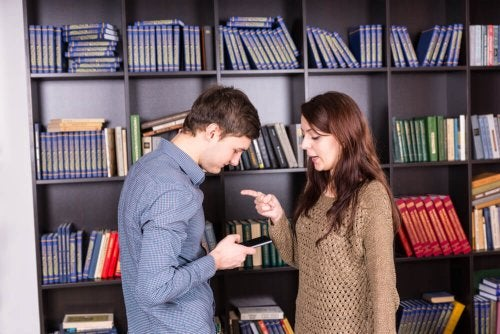 La ruptura en una pareja