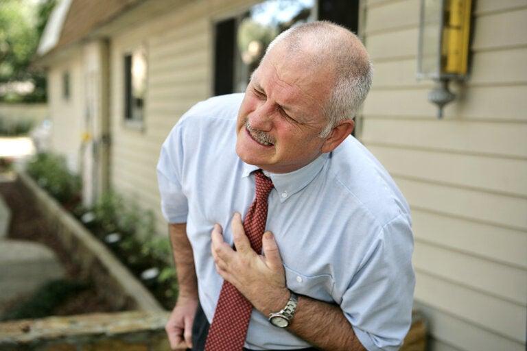 5 síntomas de un infarto