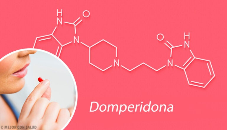 Domperidona: qué es y cómo actúa