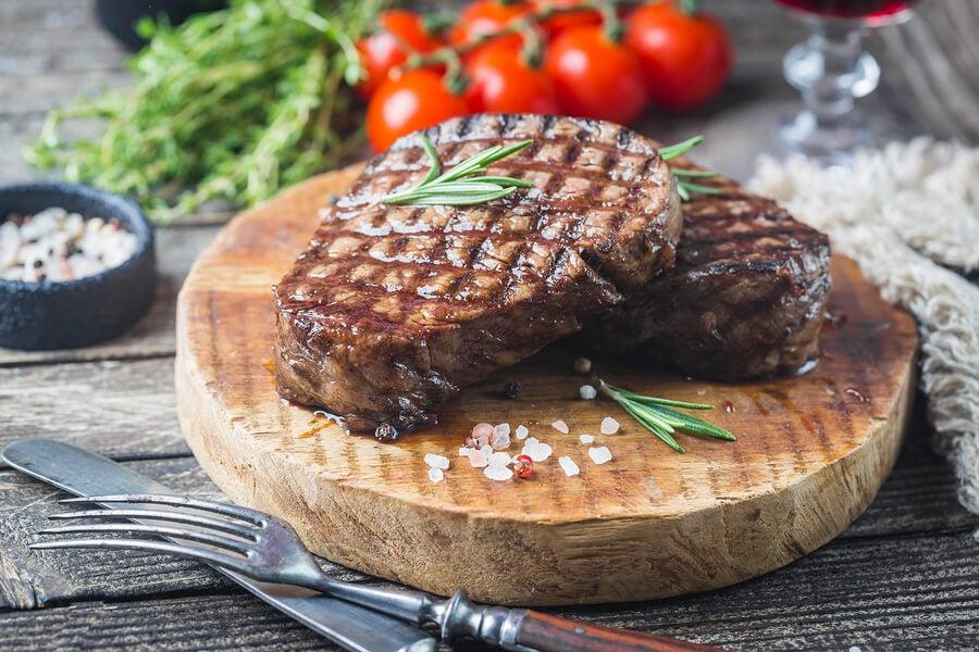 10 cambios que ocurren en el cuerpo después de dejar de comer carne
