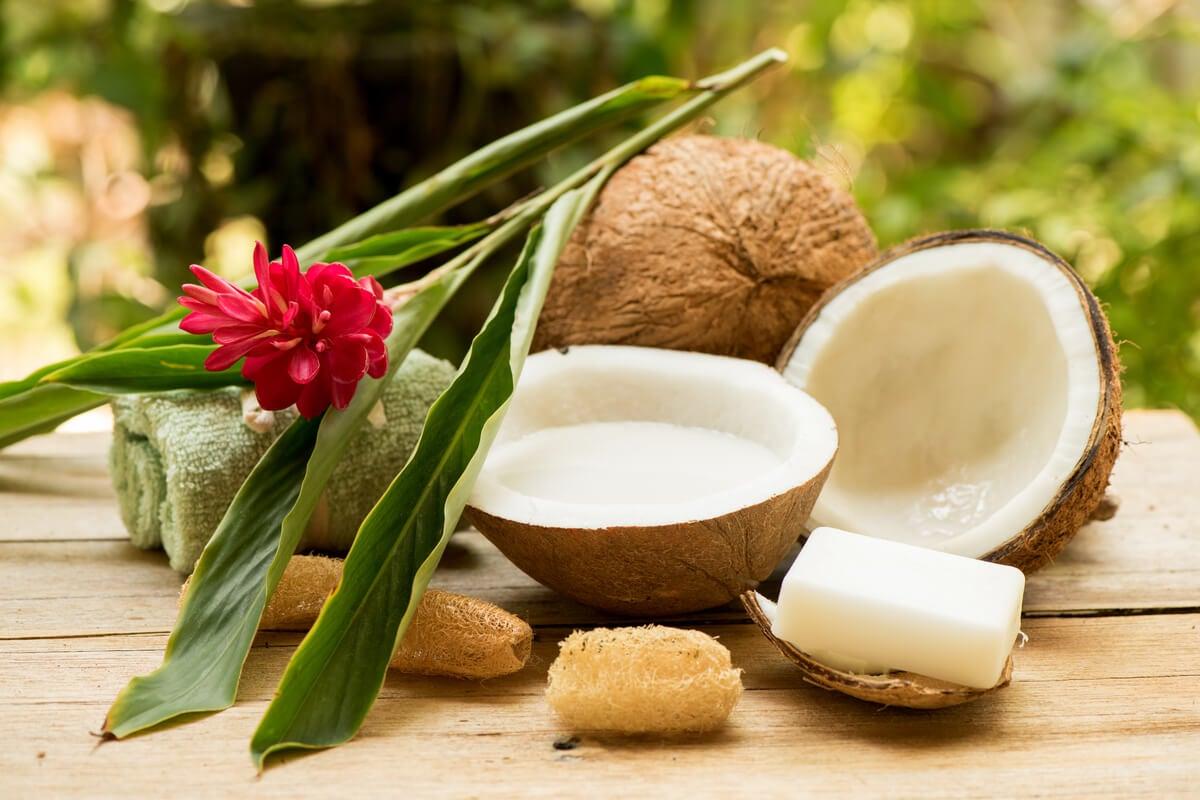 Jabón natural para infecciones y hongos vaginales