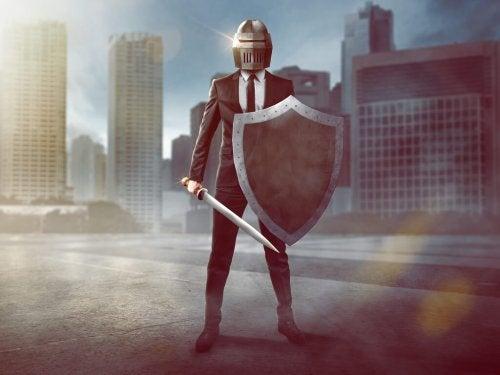 Mecanismos de defensa: qué son y para qué los usamos