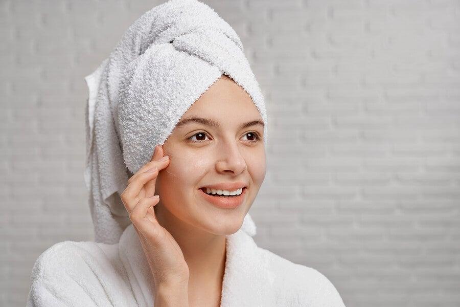 Beneficios sobre la piel