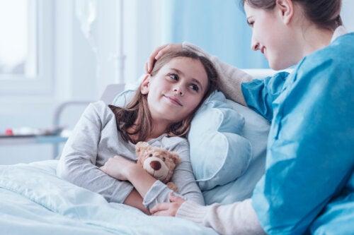 Tratamiento de las paperas o parotiditis