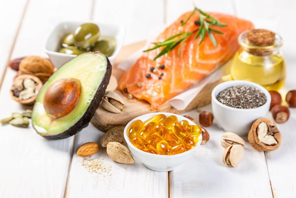 Omega 3, en más alimentos que el pescado graso