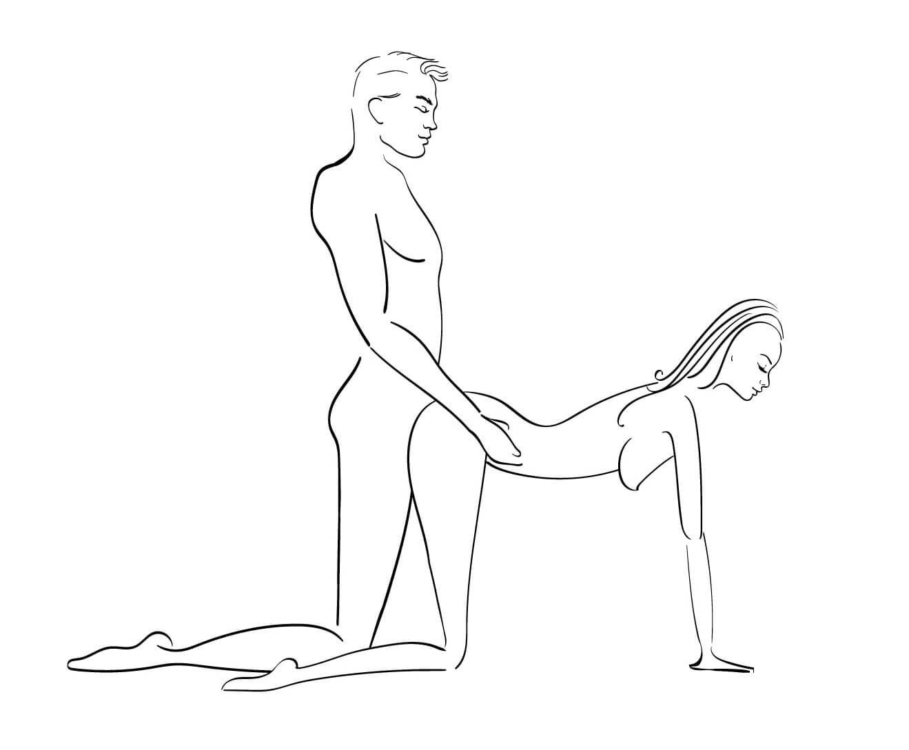 postura perrito