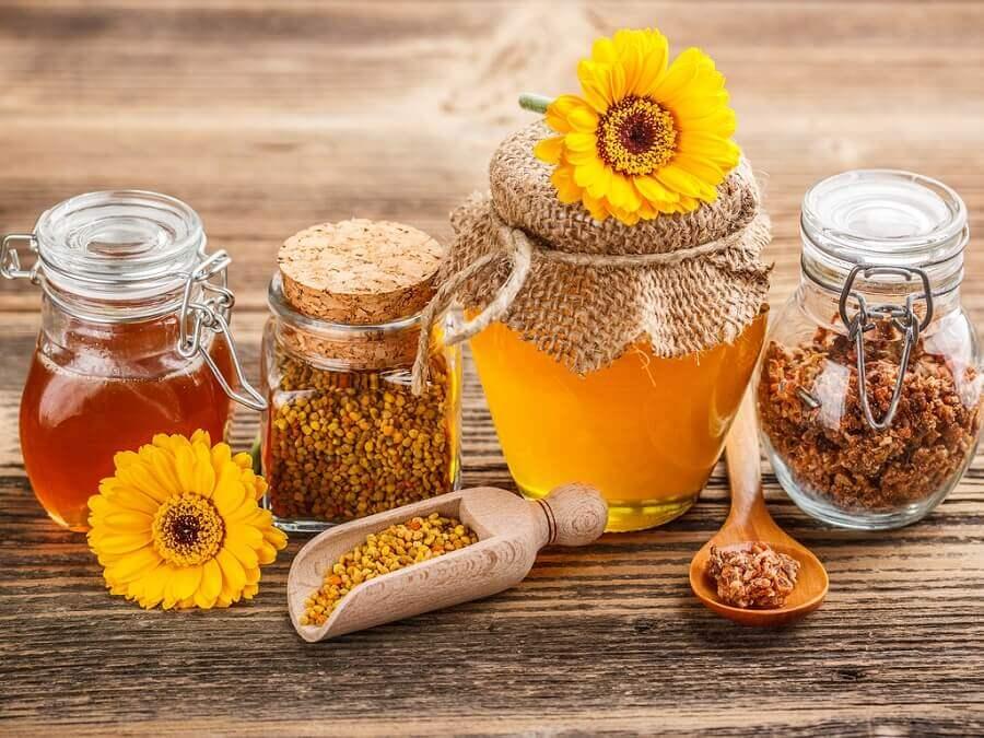 Beneficios del propóleo contra los síntomas de la gripe y el resfriado