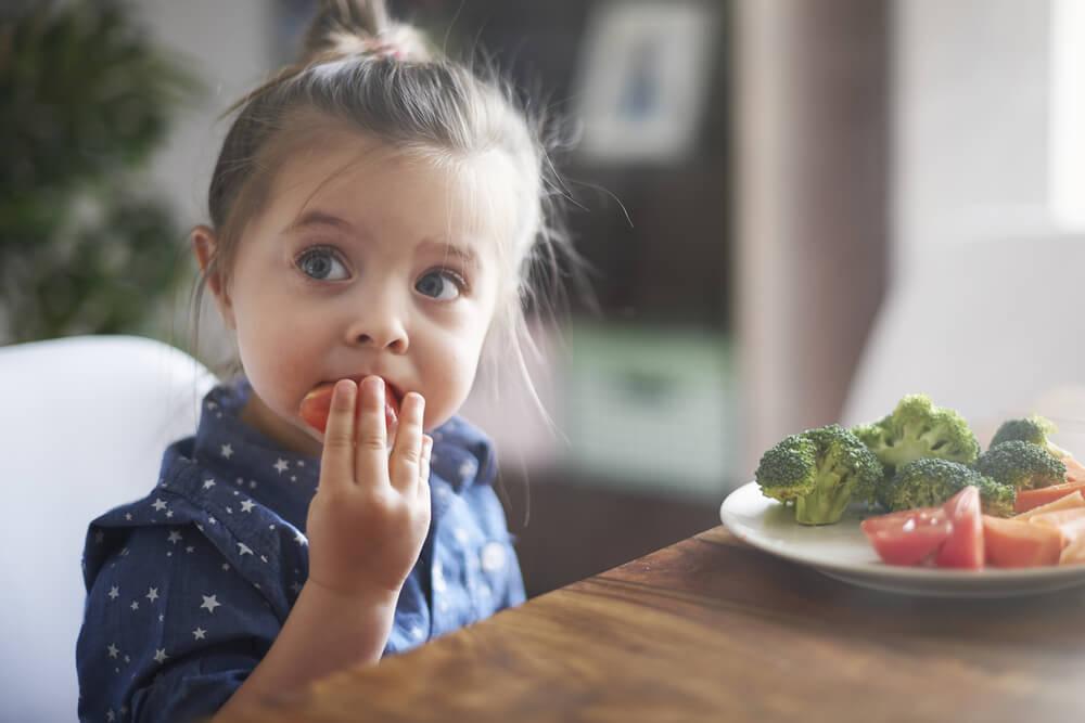 Verduras-niños