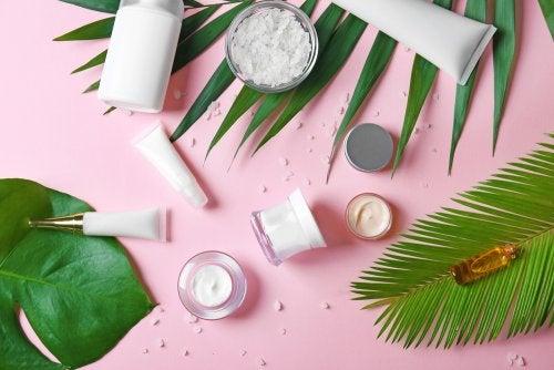 mitos cosméticos: cosméticos bio