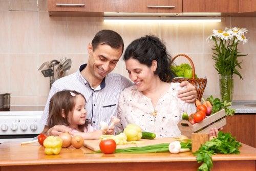 La necesidad de pasar tiempo en familia