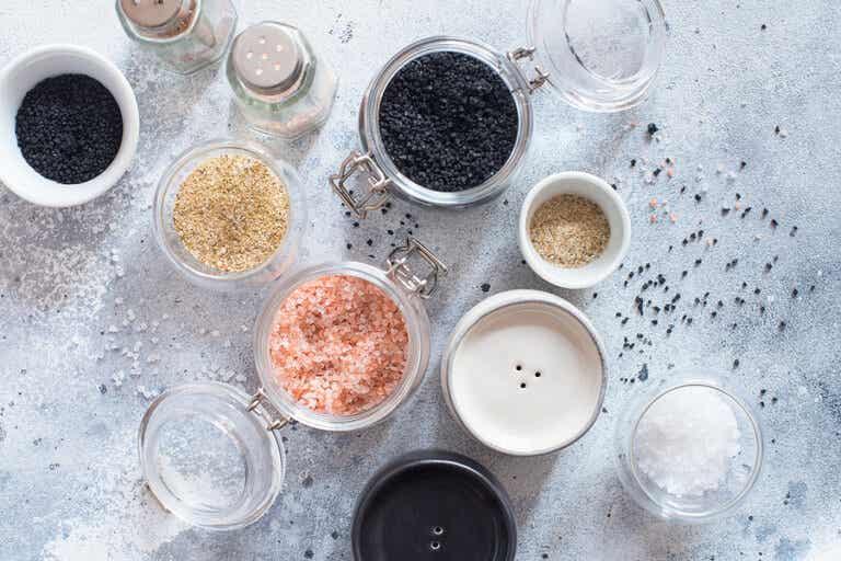 Tipos de sal, ¿cuál es la más saludable?