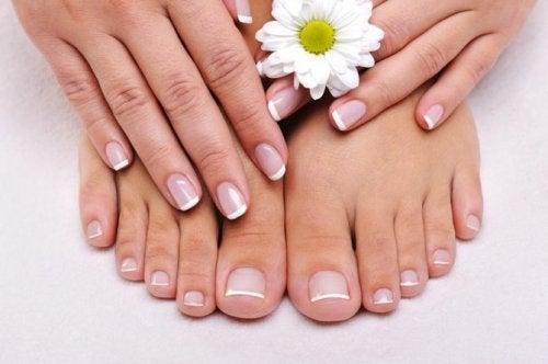 Tratamiento natural para los problemas en las uñas