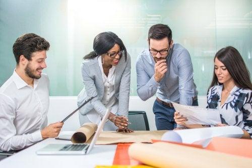 Lenguaje positivo con colegas