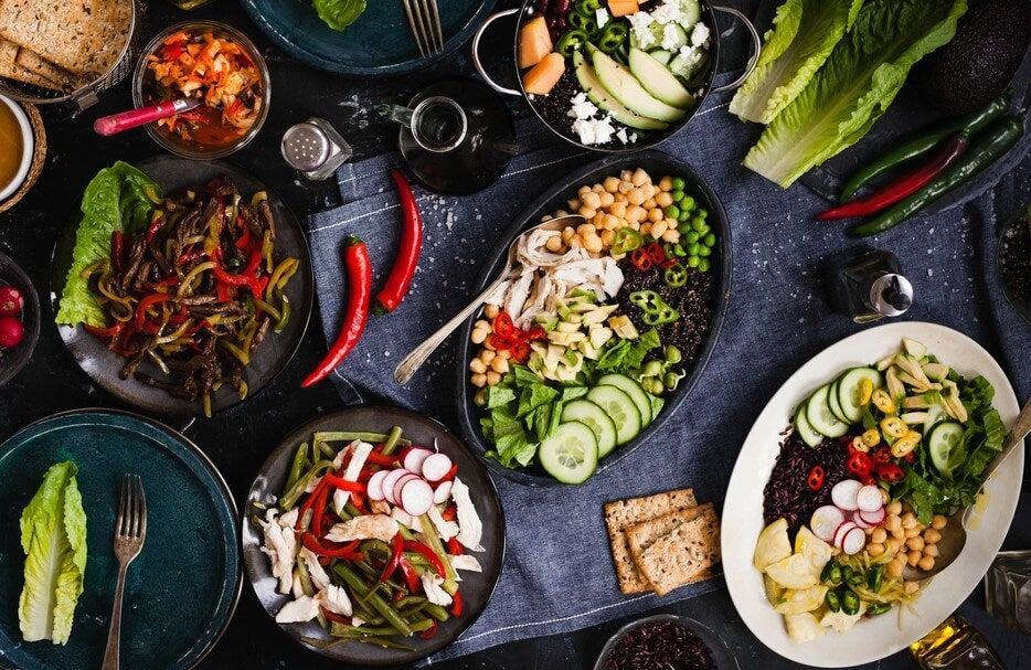 10 consejos para una cena de celebración saludable