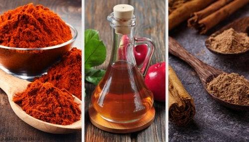 10 maneras de condimentar tus alimentos de manera saludable