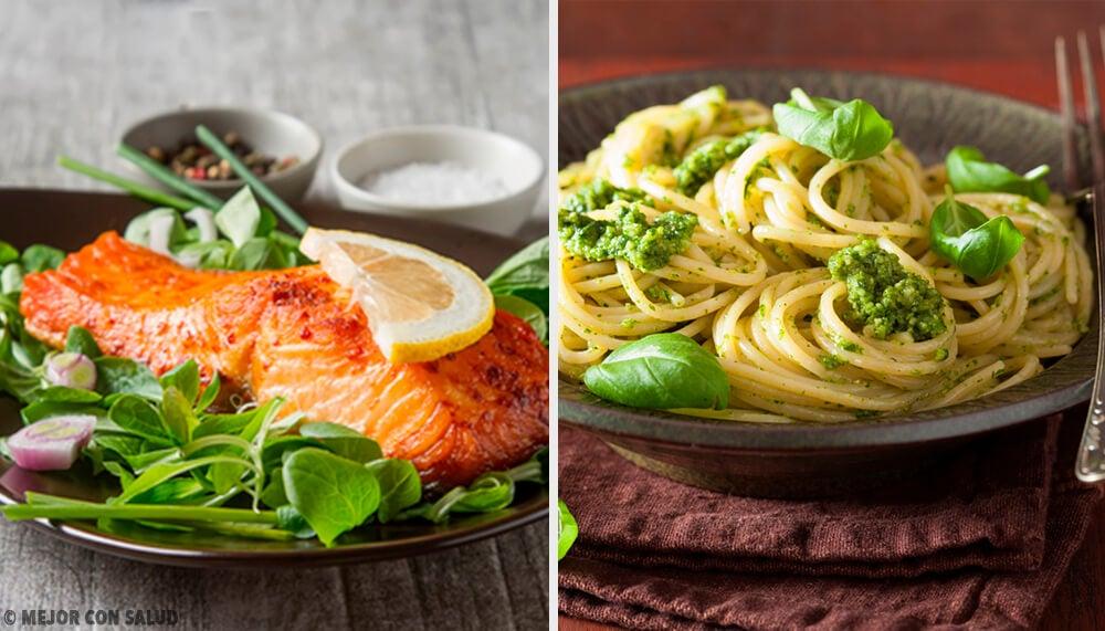3 ideas saludables para cenas r pidas mejor con salud for Cenas rapidas y economicas