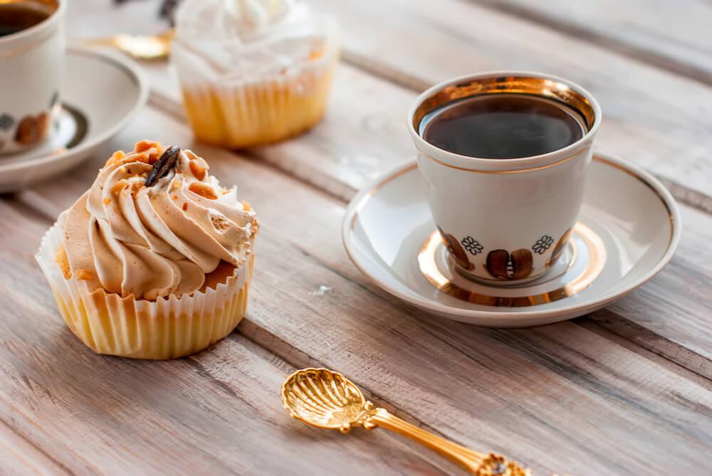 3 recetas de cupcakes bajos en azúcar para desayunar