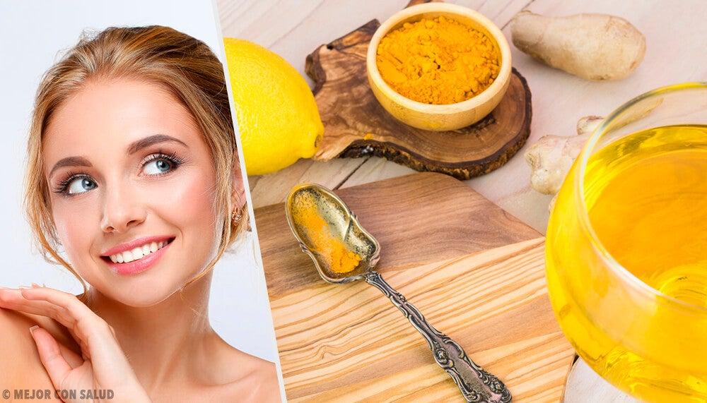 4 mascarillas con sándalo y cúrcuma para distintos problemas de la piel