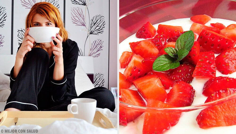 4 recetas para un desayuno rápido y saludable