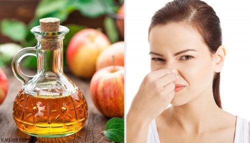 Medidas naturales contra el mal olor corporal