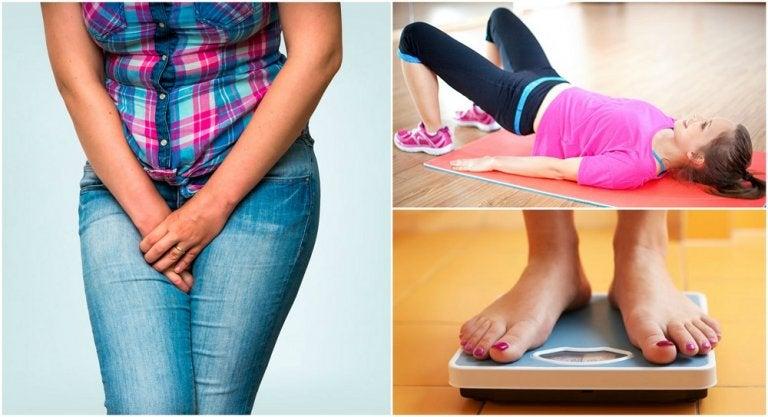 5 formas naturales de evitar la incontinencia urinaria