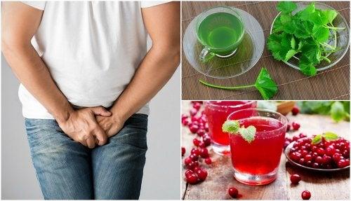 5 remedios caseros para tratar la uretritis
