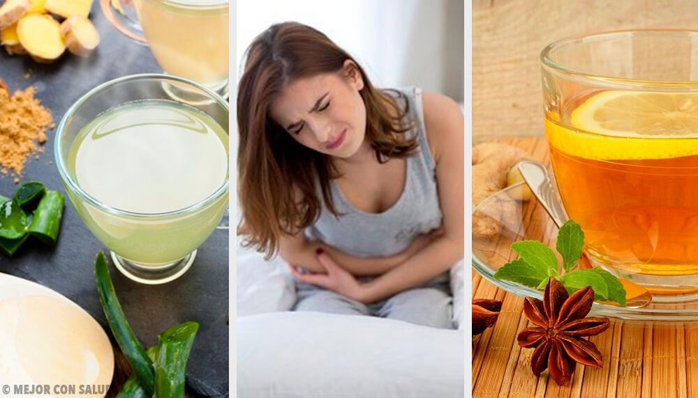 5 remedios para el dolor estomacal