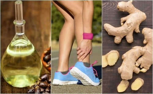 5 remedios naturales para la tendinitis del tendón de Aquiles
