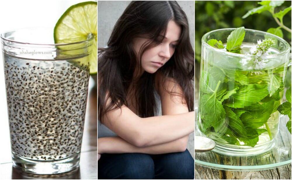 6 remedios para tratar la depresión naturalmente
