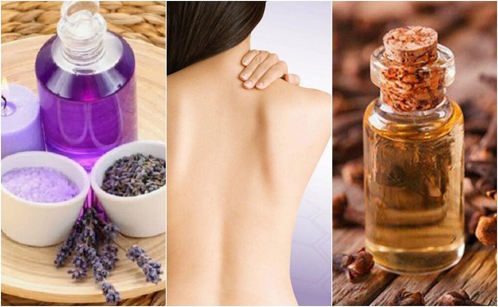 5 tratamientos naturales para reducir el acné de la espalda