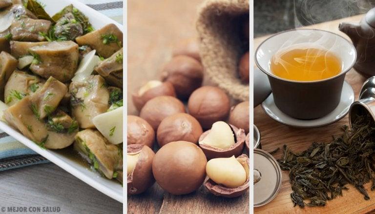 6 alimentos que contienen selenio