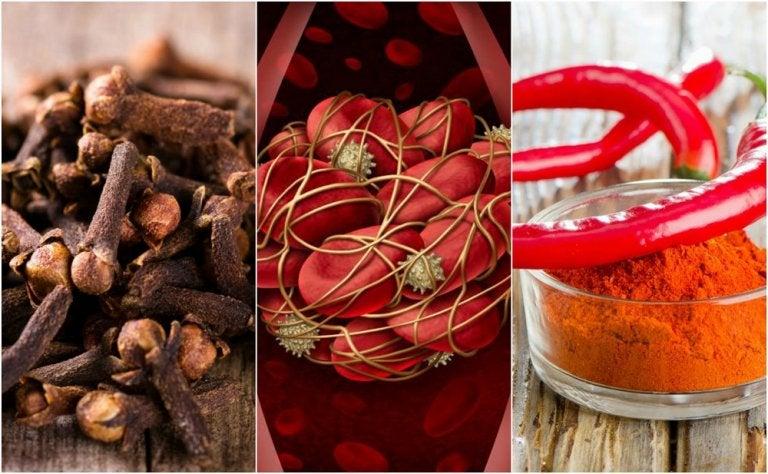 6 tratamientos naturales que ayudan disolver los coágulos de sangre