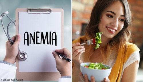 alimentos para combatir la anemia en adolescentes