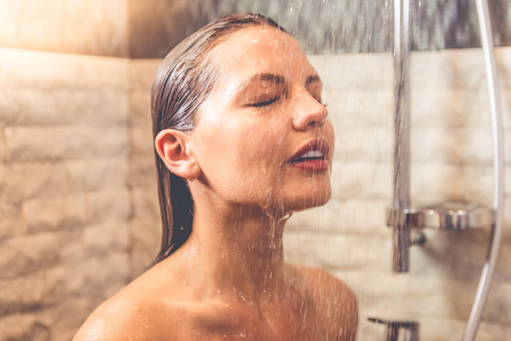 Does It Ever Get Easier to Take a Cold Shower