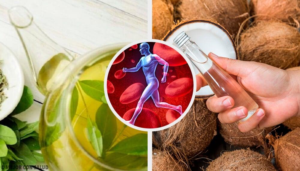7 tratamientos naturales para la circulación