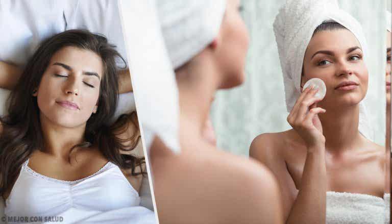 8 consecuencias de no retirar el maquillaje antes de dormir