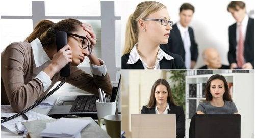 9 formas de saber si tienes un trabajo tóxico