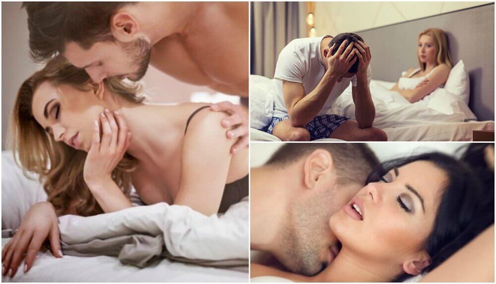 Alorgasmia: pensar en otra persona durante el sexo