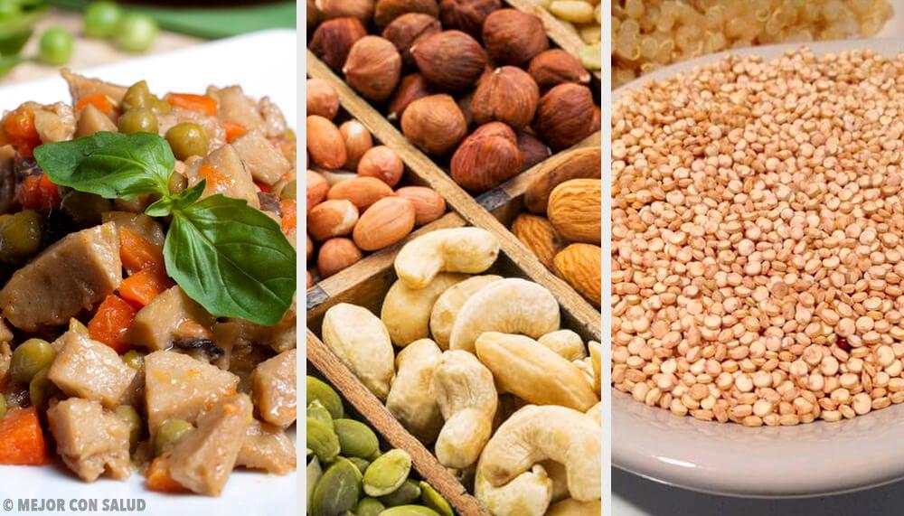 Alternativas Para Remplazar La Proteína Animal En Tu Dieta Mejor Con Salud