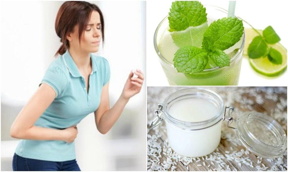 Cómo calmar las náuseas con 5 remedios de origen natural