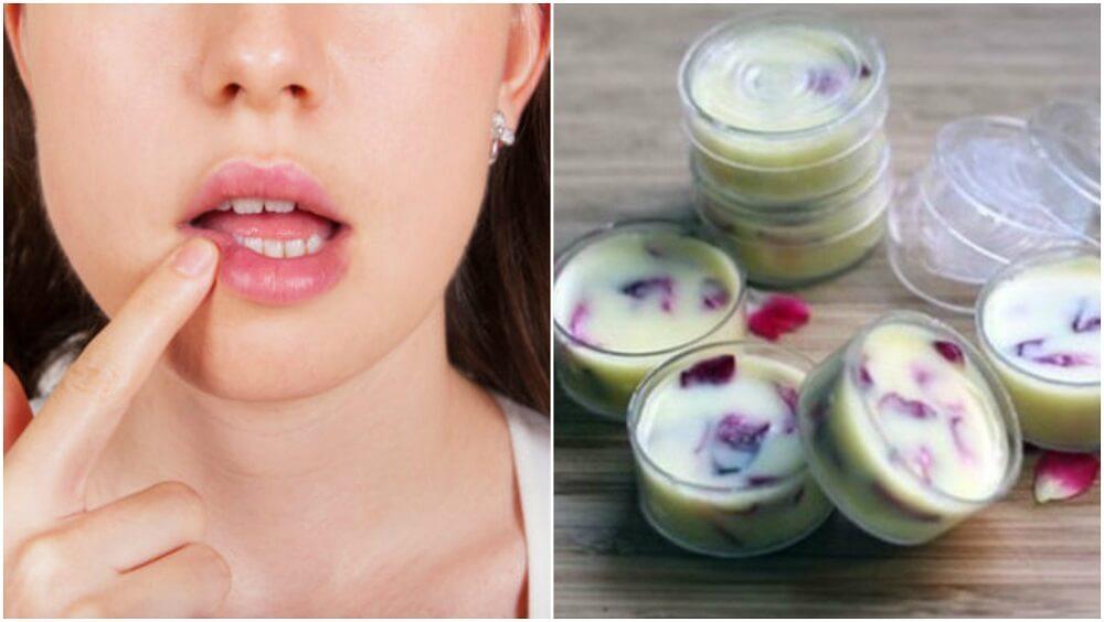 Cómo hacer un bálsamo hidratante para proteger la piel de tus labios