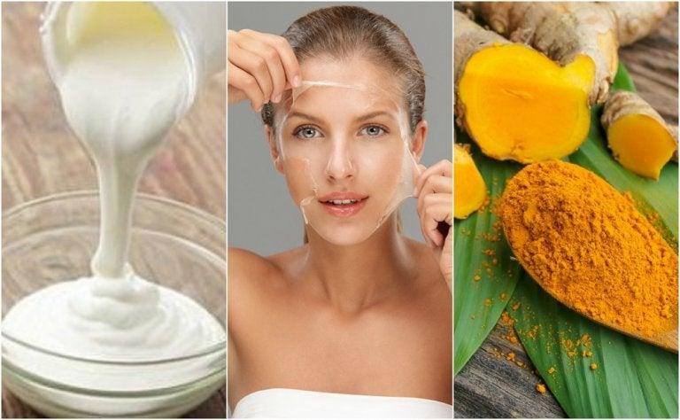 Cómo reducir la aparición de vello facial con 4 recetas caseras