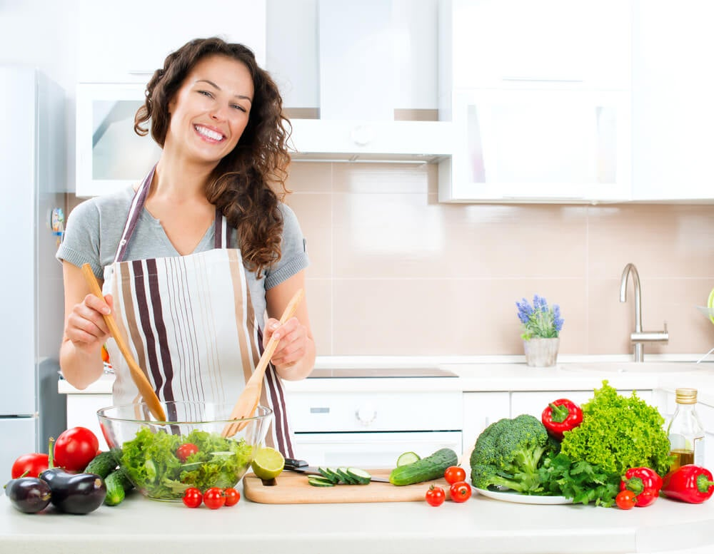 Hábitos para desfrutar de um jantar mais saudável