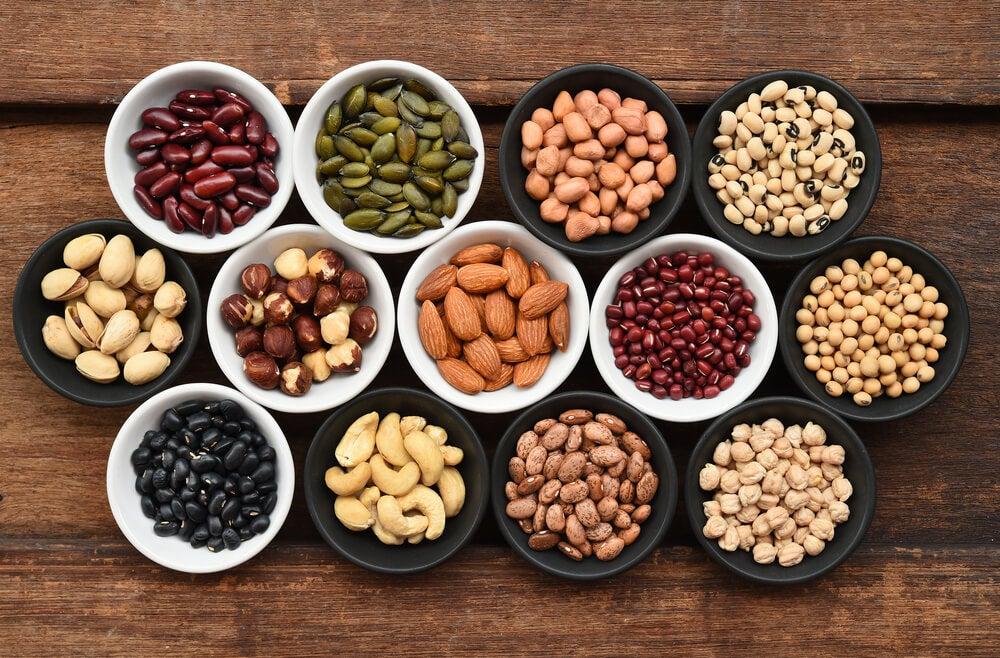 Nutrientes de las legumbres.