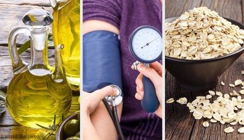 Cómo reducir la presión arterial alta en ancianos
