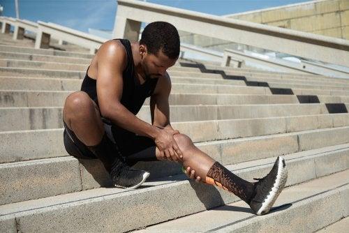 Síntomas de la tendinitis patelar