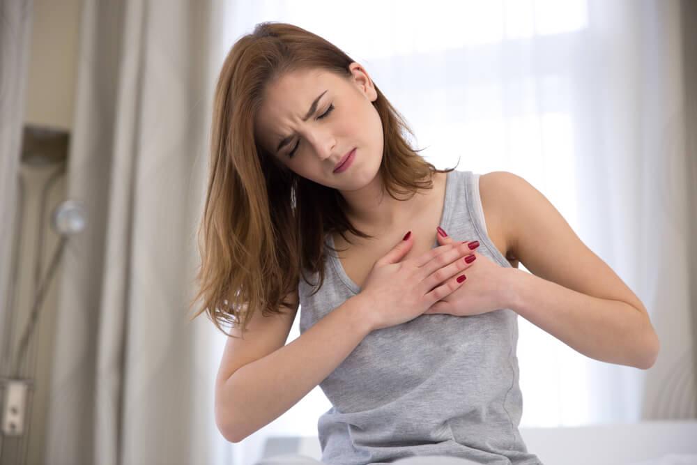 Síntomas del Síndrome de Distrés Respiratorio Agudo