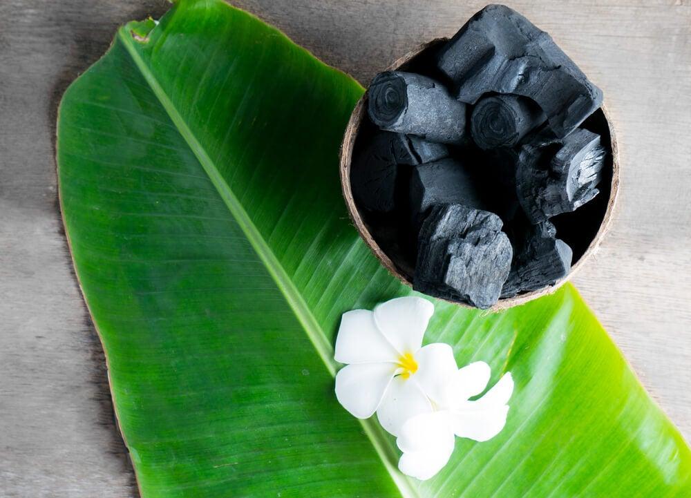 Carbón vegetal activado para aliviar la indigestión